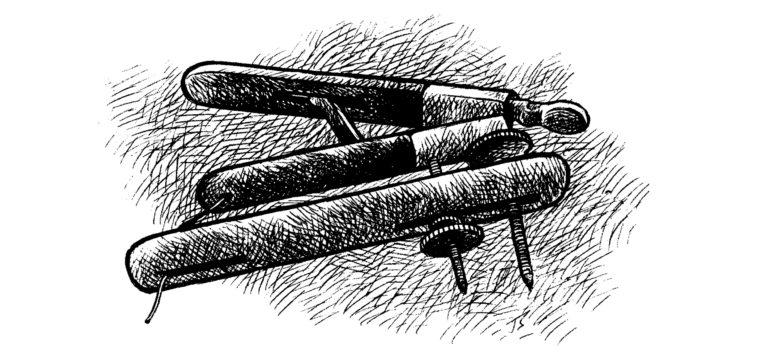 Hernia tool