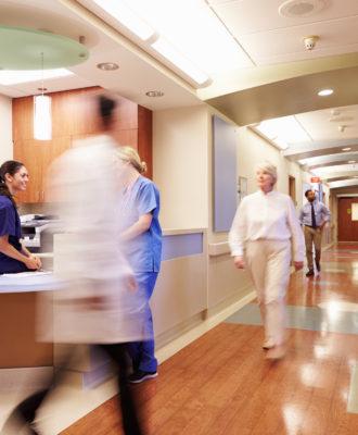 Hospitals Corridor