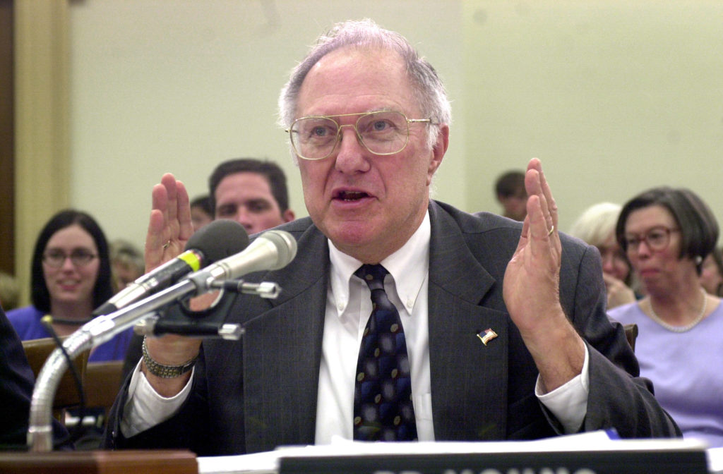 FDA Commissioners Frank Young