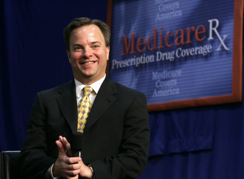 FDA Commissioners Mark McClellan