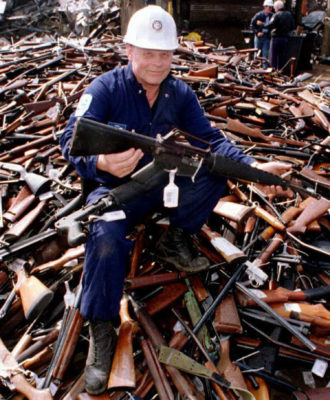 Australia rifle buyback