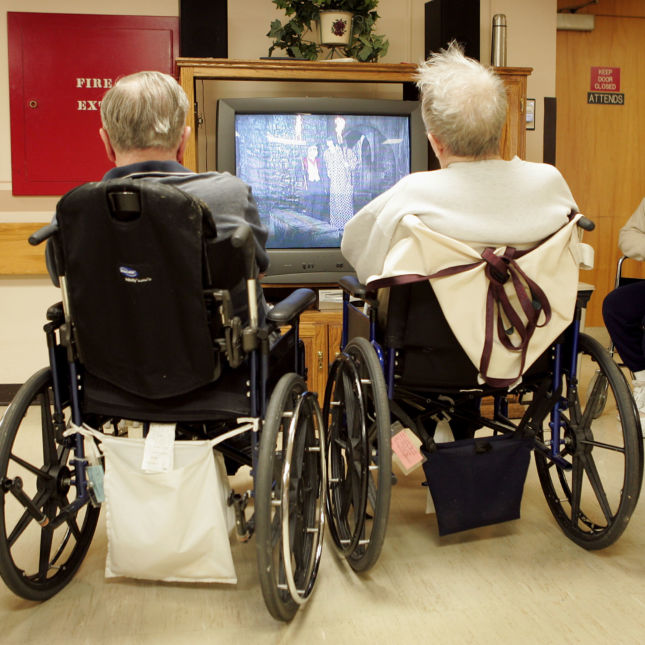Shrinking Nursing Homes
