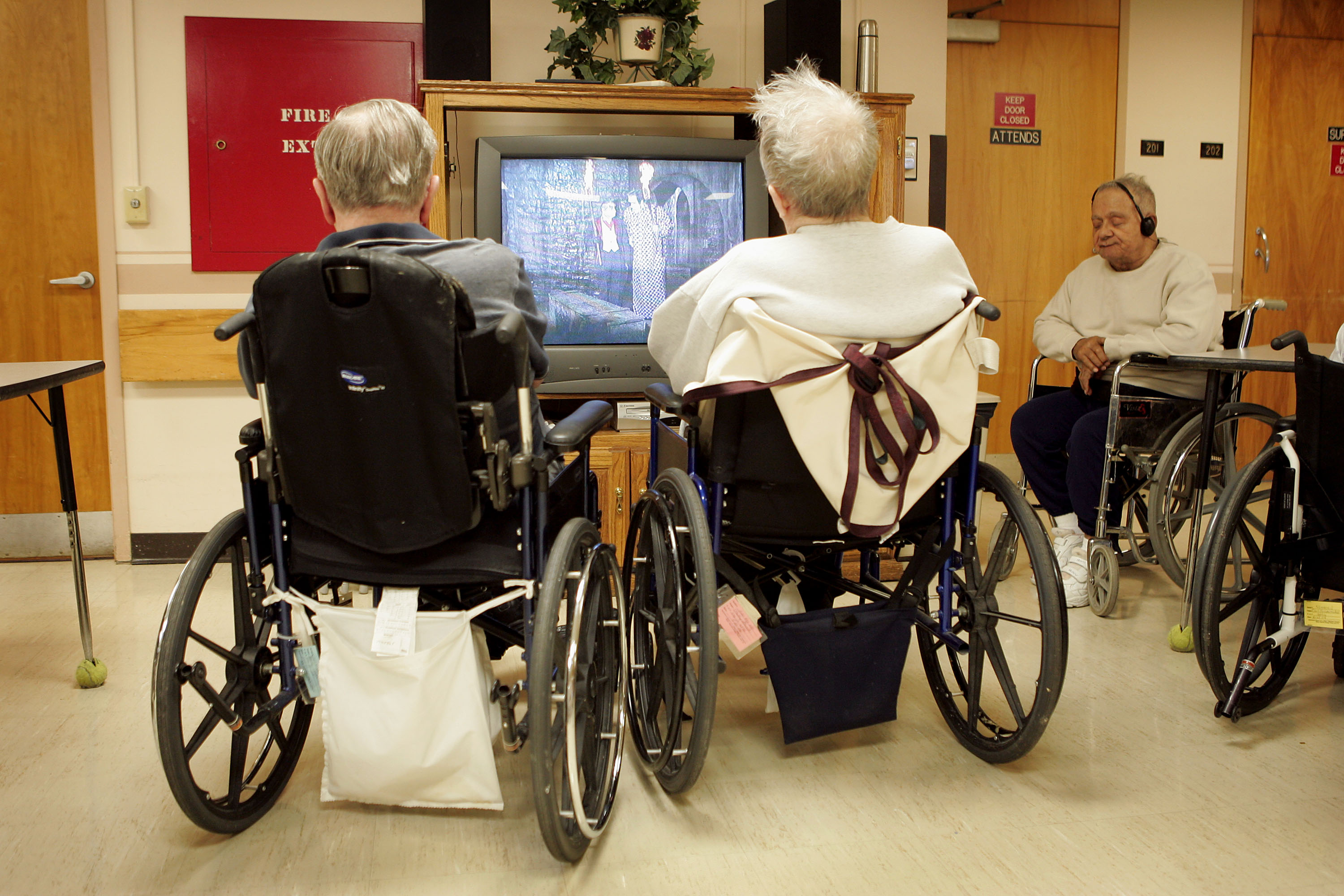 Nursing homes fade even as baby boomers age - STAT