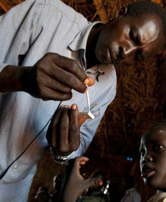 Malaria - South Sudan
