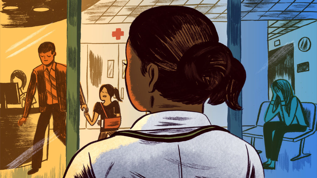 When my favorite patient turned on me, I learned a lesson in the emotional work of doctoring