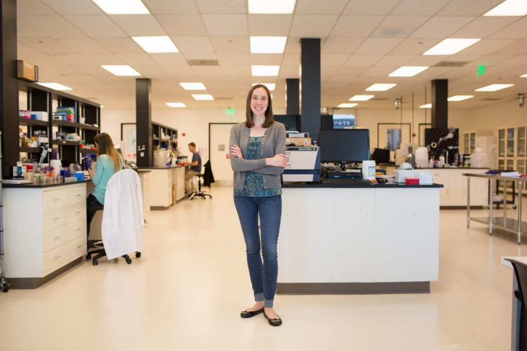 Rachel Haurwitz of Caribou Biosciences