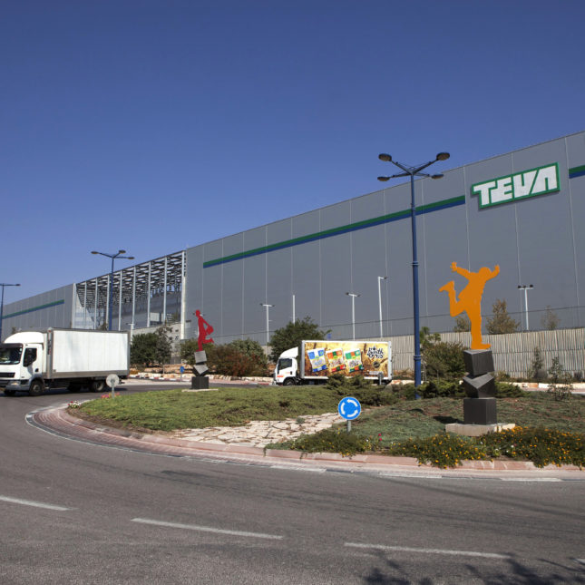 Teva Searches for a New CEO
