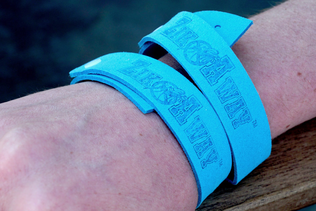 Zika Wristbands
