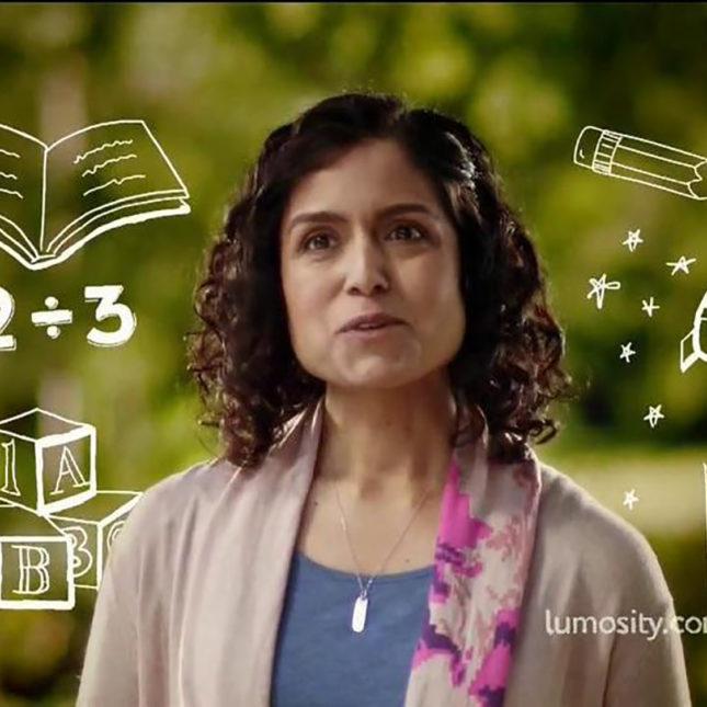 Lumosity Ad