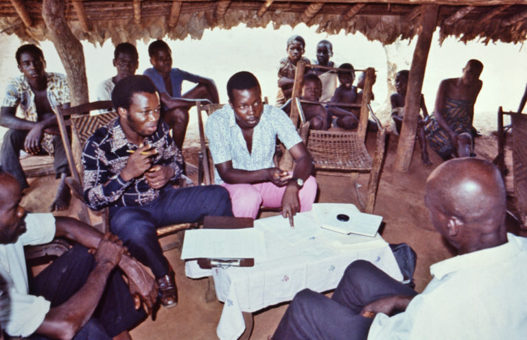 Ebola 1976