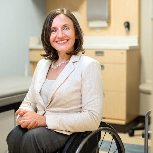 Dr. Cheri Blauwet