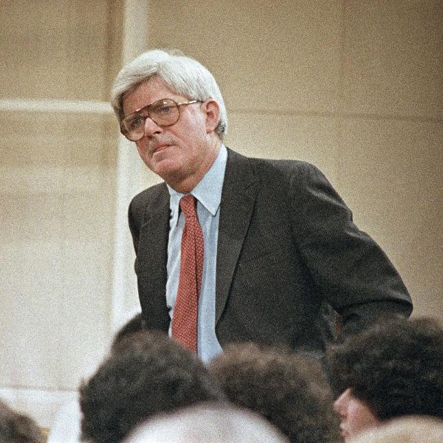 Donahue 1985