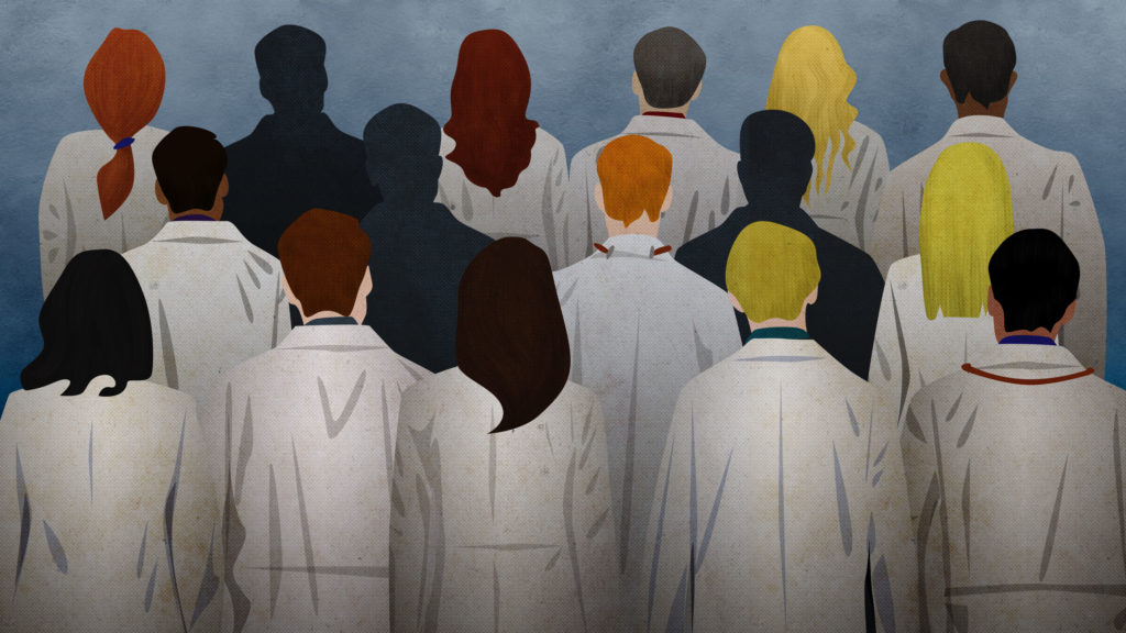 A crisis of depression, suicide sweeps the medical community