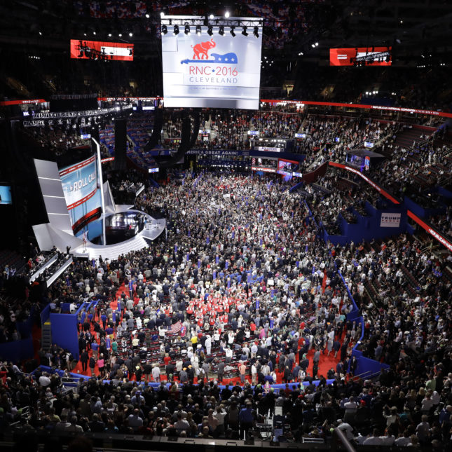 GOP 2016 Convention