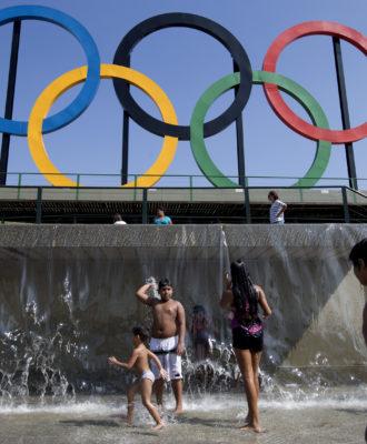 Brazil Rio 2016 Olympics
