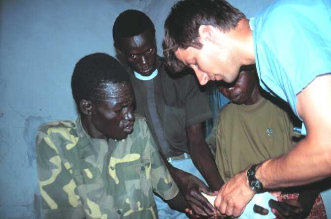 Sudan VanRooyen