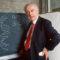 American geneticist James Dewey Watson in 1993.