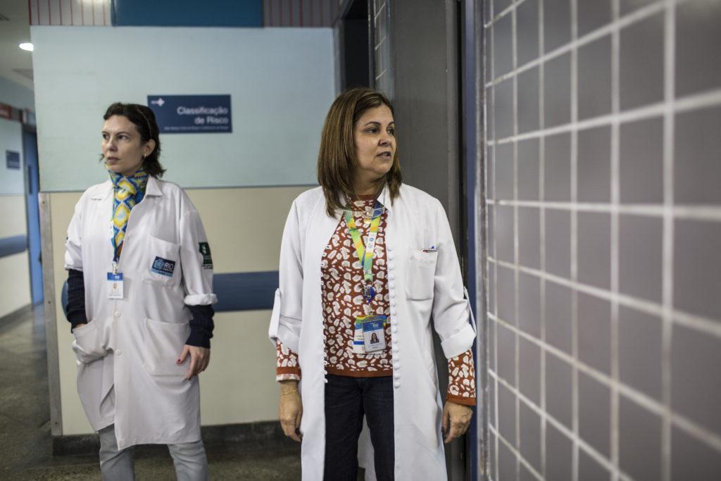 Rio hospital