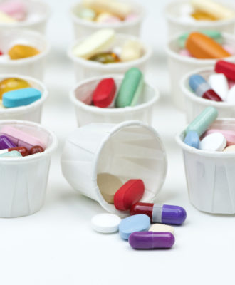 Clinical trial meds