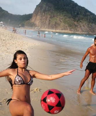 Rio beach Aug. 2016