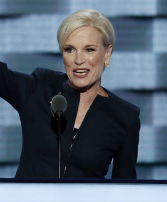 Cecile Richards DEM 2016 Convention