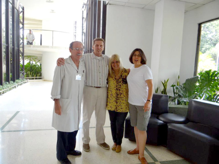 Cuba cancer treatment