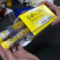 In this Friday, July 8, 2016 photo, a pharmacist holds a package of EpiPens, an epinephrine autoinjector for the treatment of allergic reactions, in Sacramento, Calif. Price hikes for the emergency medicine have made its maker, Mylan, the latest target for patients and politicians infuriated by soaring drug prices. (AP Photo/Rich Pedroncelli)