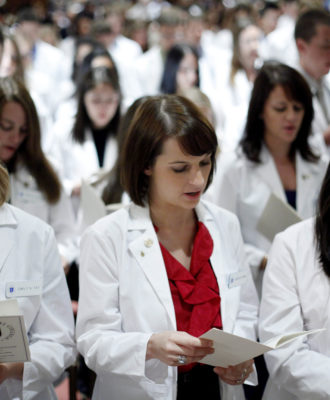 White Coat Ceremony Hippocratic oath