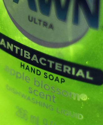 Liquid Soap - triclosan