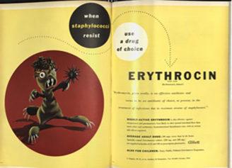 Erythromycin ad