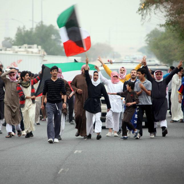 Kuwait bidoons