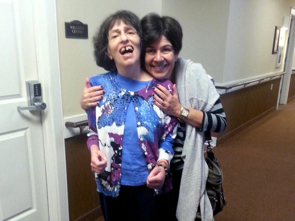 Judith Graham & Deborah Graham