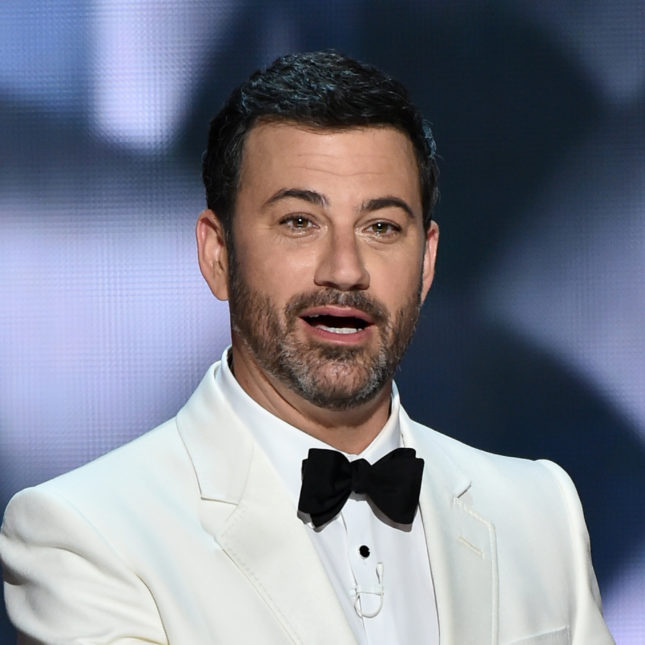 Jimmy Kimmel Makes A Personal Case For Covering