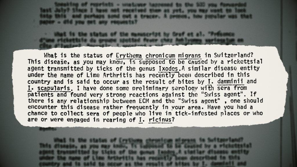 Burgdorfer letter