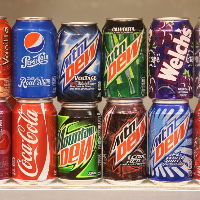 Hospital Soda