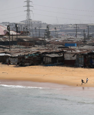 Monrovia after Ebola Epidemic