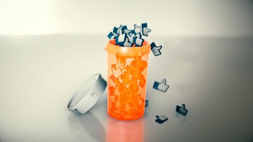 Facebook drug ads