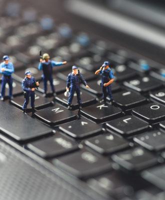 Internet policing