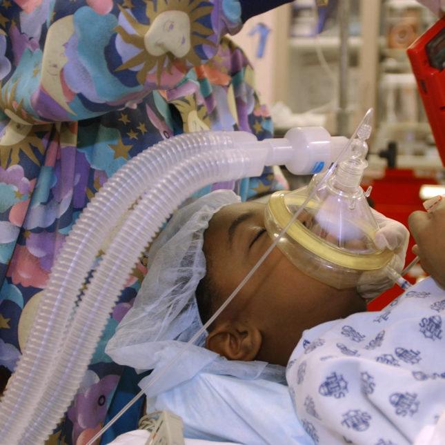 Child anesthesia