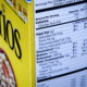 Food Labels Cheerios cereal