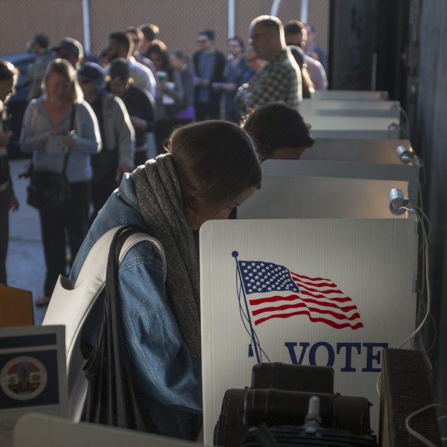 Voting California
