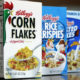 Kellogg cereal nutrition