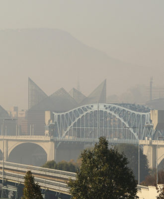 Southern Wildfires Health