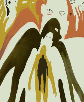 Eating Disorders illustration