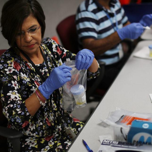 Zika Testing Miami