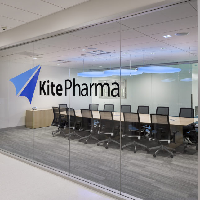 Kite Pharma, Inc. (KITE) Closed at $70.99
