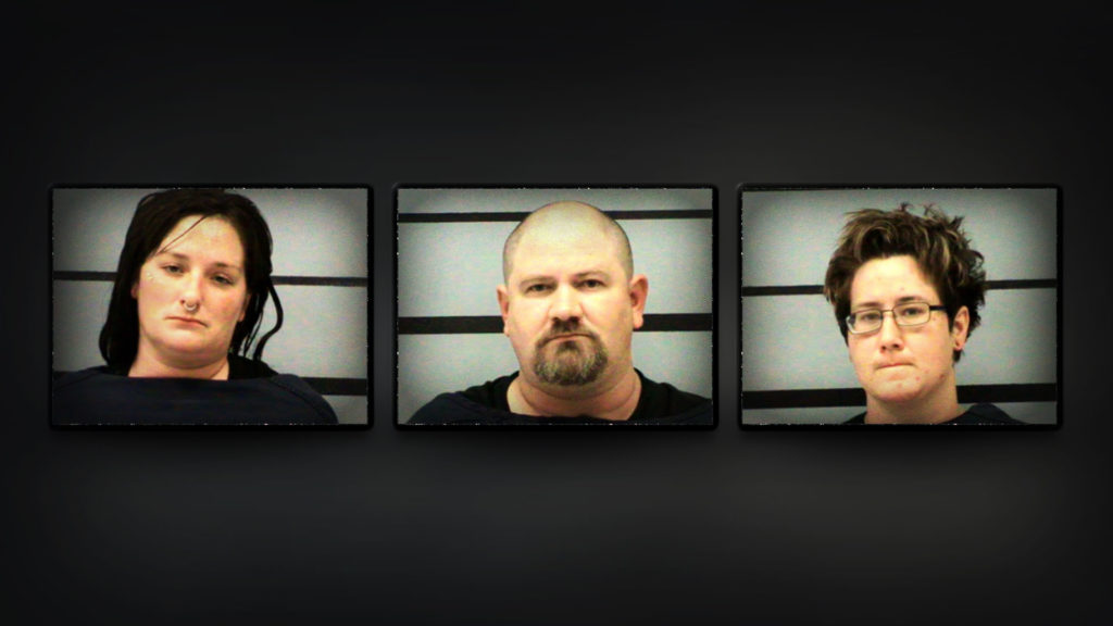 Lubbock -- booking photos