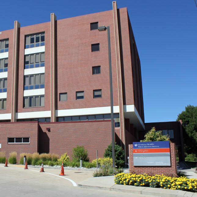 Catholic hospital Colorado