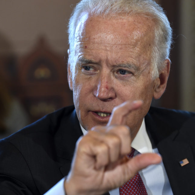 Joe Biden - Cancer Moonshot Task Force