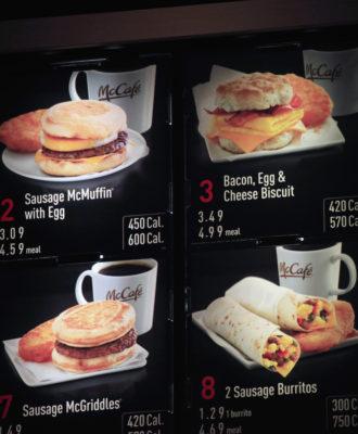 Calorie Count Confusion